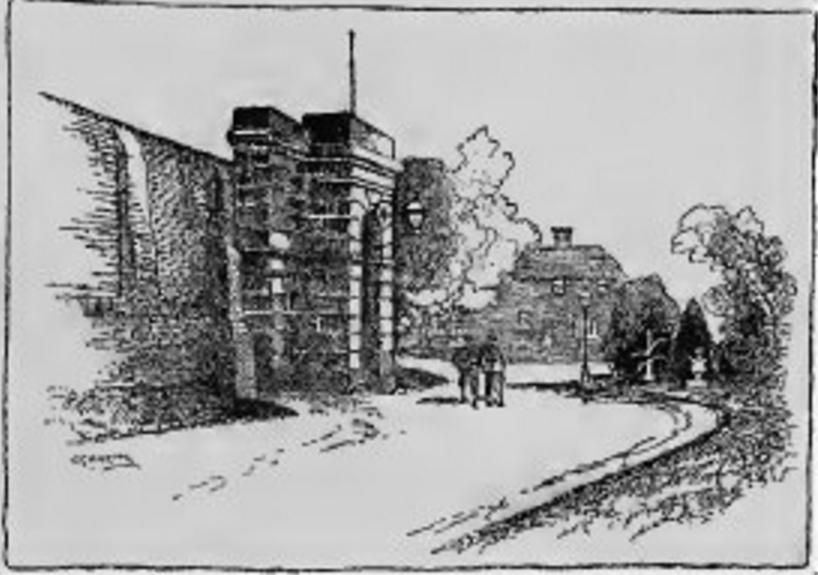 Dorchester Gaol,