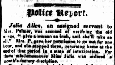 1832-01-07 - Julia Allen