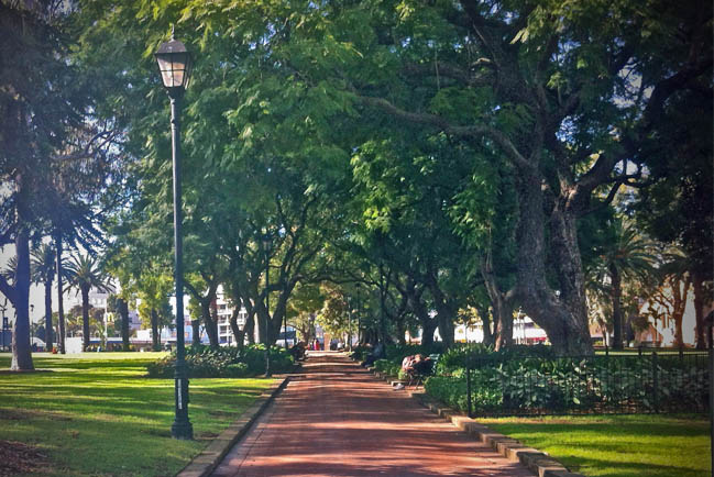 Prince Alfred Park, Parramatta