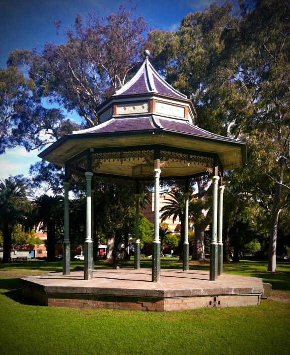 The Rotunda, Prince Alfred Park Parramatta