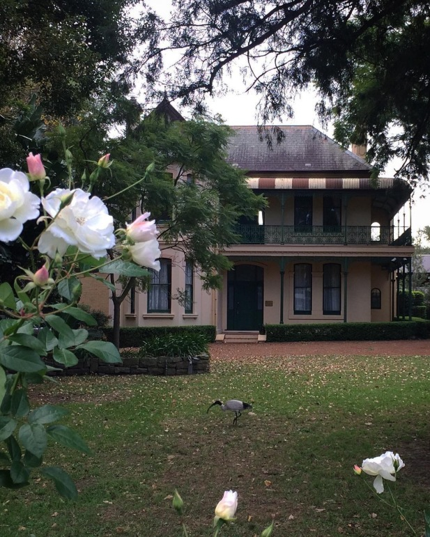 Willow Grove, 34 Phillip St., Parramatta. Photo: @rosie.in.aus via Instagram. Photo used with permission.