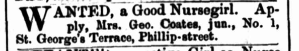 """Advertising,"" The Cumberland Mercury (Parramatta, NSW: 1875 - 1895), Saturday 31 March 1883, p. 5"