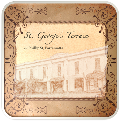 St George's Terrace, Parramatta